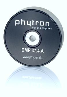 DMP 20 / 29 / 37 Inertial Damper for Stepper Motors
